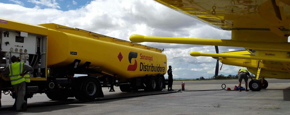 Refilling Sky Tractors